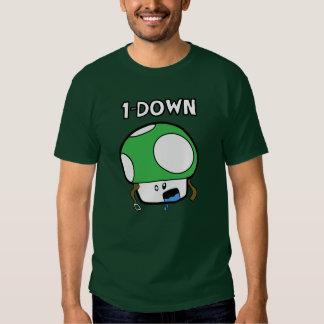 1-Down Tshirt