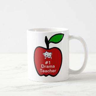 #1 Drama Teacher Mug