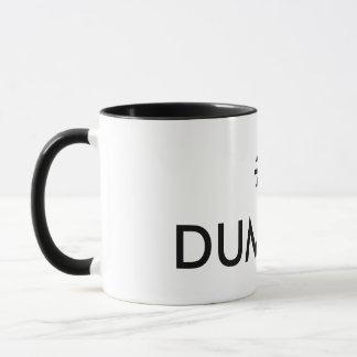 #1 DUMBASS! MUG