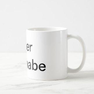1%er Wannabe Basic White Mug
