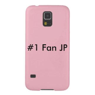 #1 Fan JP Samsung Galaxy S5 Case (Girl)