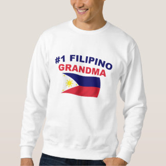 #1 Filipino Grandma Sweatshirt