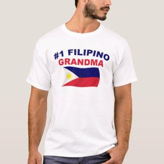 #1 Filipino Grandma T-Shirt