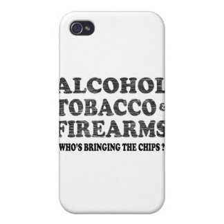 1 Firearms png Case For iPhone 4
