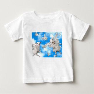 1_FLYING SHEEP BABY T-Shirt