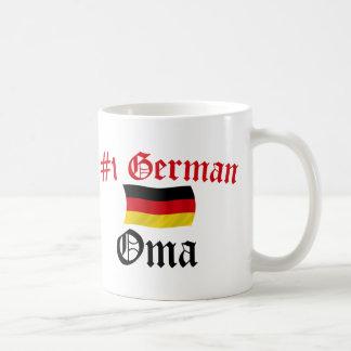 1 German Oma Coffee Mug