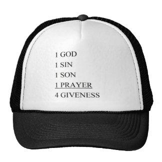 1 GOD CAP