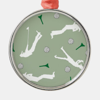 1) Golf Design from Tony Fernandes Christmas Ornament