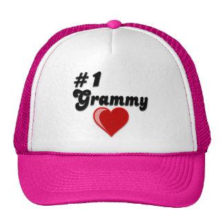 1 Grammy Grandparent s Day Gifts Mesh Hat