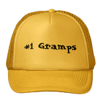 #1 Gramps Cap