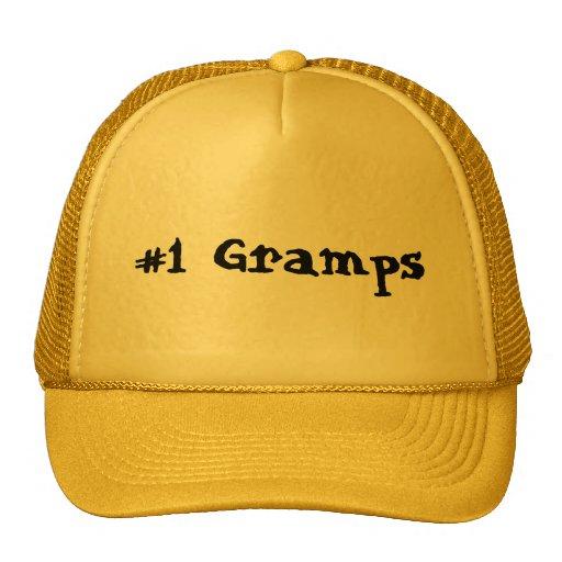 #1 Gramps Trucker Hat