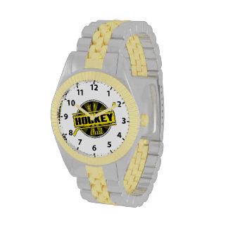 #1 Hockey Dad Wrist Watch, choice of styles