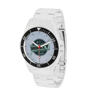 #1 Hockey Dad Wrist Watch, watch style choice