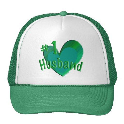 #1 Husband hat