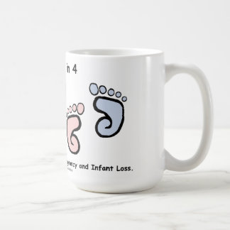 1 in 4 miscarriage/infant loss Mug