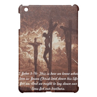 1 John 3:16 Speck® Fitted™Hard Shell iPad Case.