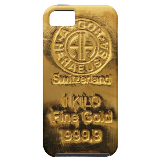 1 kg fine gold switzerland i phone 5 case