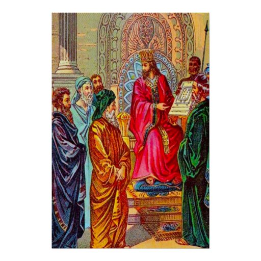 1 Kings 5 Solomon Plans the House of God Posters
