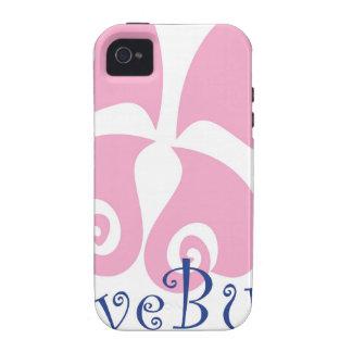 1 LOVE BUG PG.jpg iPhone 4 Cases