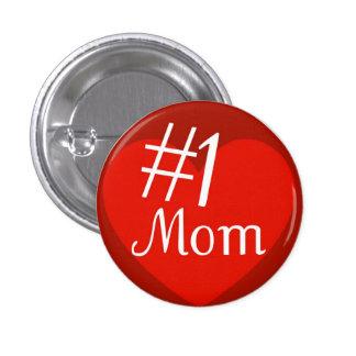 #1 Mom Badge (U.S.A version)