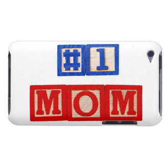 #1 Mom Case-Mate iPod Touch Case
