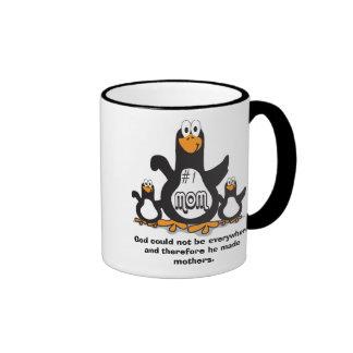 #1 Mom Mug