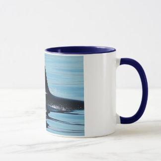 #1 Mom Orca/Killer Whale Mug