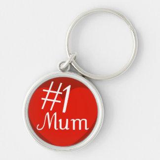 #1 Mum Key chain (UK version)