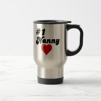 1 Nanny - Celebrate Grandparent s Day Mug