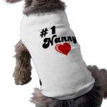 #1 Nanny - Celebrate Grandparent's Day