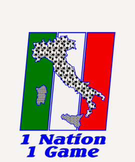 1 Nation - 1 Game Shirt