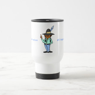 #1 Native American Mug