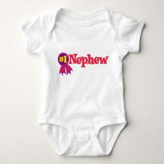#1 Nephew T-shirts