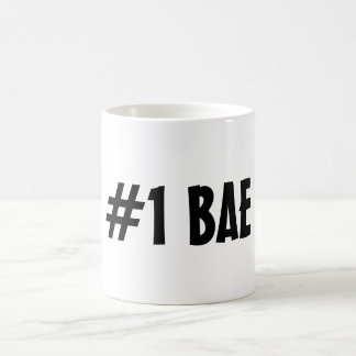 #1 Number ONE BAE MUG