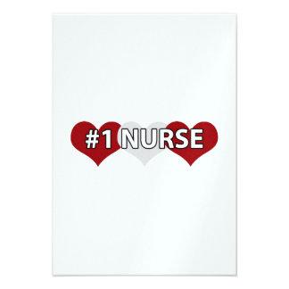 1 Nurse Invites