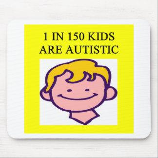 1 on 150 kids is autistics mouse mats