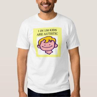 1 on 150 kids is autistics t shirt