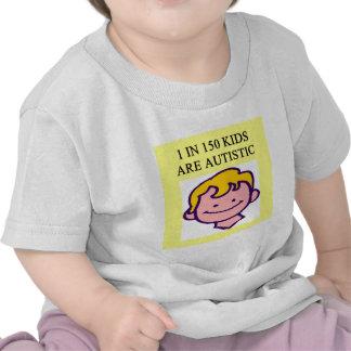 1 on 150 kids is autistics t shirts