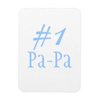 #1 Pa-Pa Vinyl Magnets
