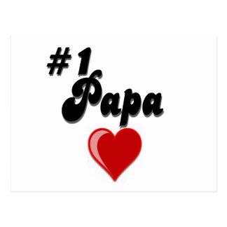 1 Papa - Celebrate Grandparent s Day Postcard