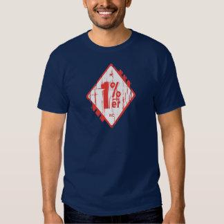 1% Percenter T-Shirt