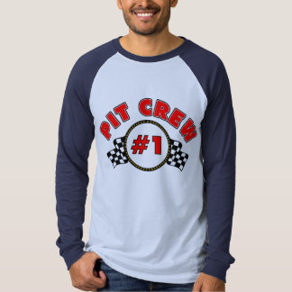 #1 Pit Crew Tees