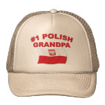 #1 Polish Grandpa Cap
