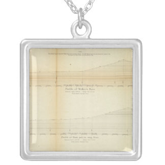 1 Profiles, passes in the Sierra Nevada Silver Plated Necklace