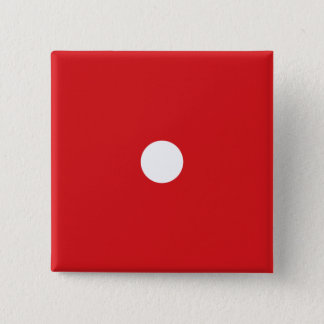 1 Red Dice Button