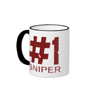 #1 Sniper Mugs