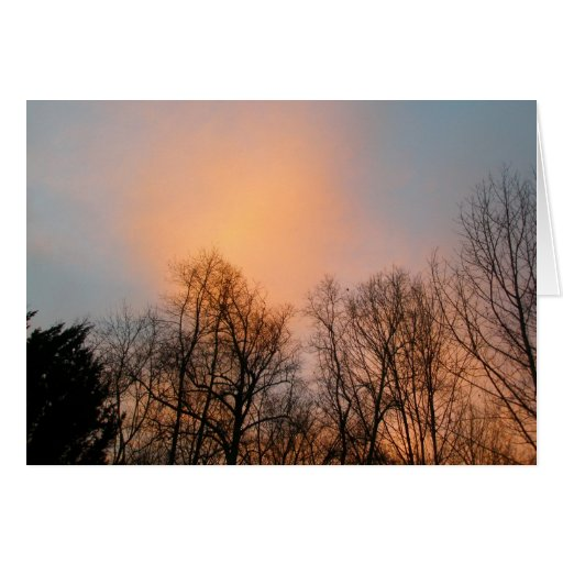 #1 Sunset Series Note Card