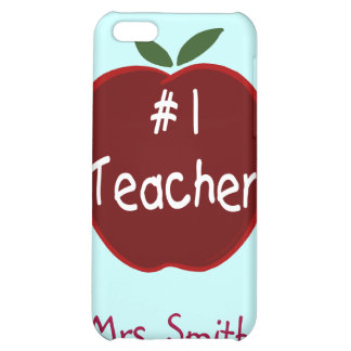 1 Teacher iPod Case Cover For iPhone 5C
