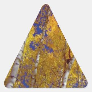 1 temp sq fall season triangle sticker