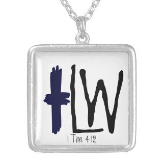 1 Timothy true love waits necklace